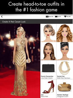 Download Covet Fashion Android App For Pc Covet Fashion On Pc Andy Android Emulator For Pc Mac