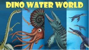 Dino Water World Android App for PC/Dino Water World on PC