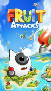 Fruit Attacks Android App For PC/ Fruit Attacks On PC