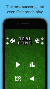 Goal Pong Android App on PC/Goal Pong on PC