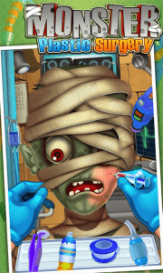 Monster's Plastic Surgery Android App for PC/Monster's Plastic Surgery on PC