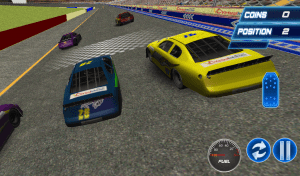 Oyunu 3D yarış Android App For PC/ Oyunu 3D Yaris On PC