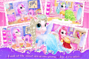 Princess Libby My Beloved Pony Android App for PC/Princess Libby My Beloved Pony on PC
