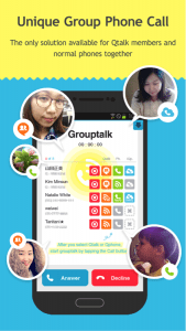 Qtalk Smart Communicator Android App for PC/Qtalk Smart Communicator on PC