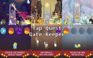 Tap Quest Gate Keeper Android App for PC/Tap Quest Gate Keeper on PC