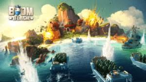 Telecharger Boom Beach pour PC/Boom Beach sur PC