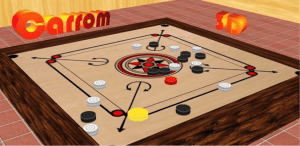 Download Carrom 3D for PC/ Carrom 3D for PC