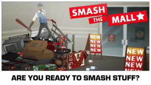 Download Smash the Mall Stress Fix Android App for PC/Smash the Mall Stress Fix on PC