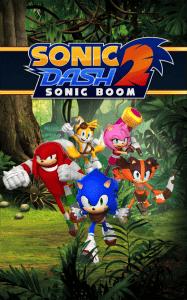 Download Sonic Dash 2: Sonic Boom for PC/Sonic Dash 2: Sonic Boom on PC