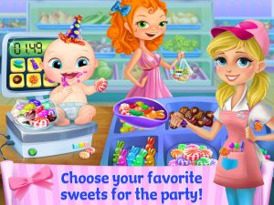 Download Supermarket Girl Baby Birthday for PC/Supermarket Girl Baby Birthday on PC