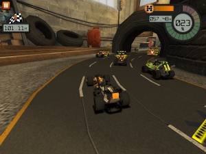 Download LEGO Technic Race for PC/LEGO Technic Race on PC