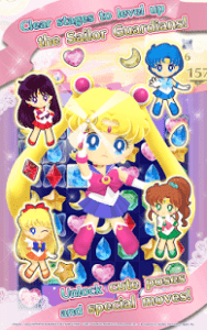 Download Sailor Moon Drops for PC