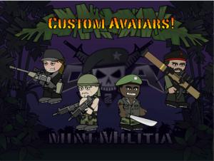 Doodle Army 2 : Mini Militia  for PC