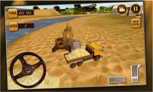 Excavator Simulator River Sand for PC