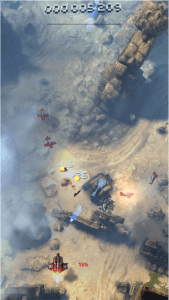 Sky Force Reloaded gameplay