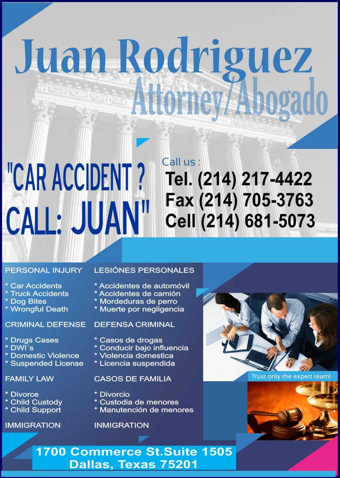 Abogado Juan Hernandez