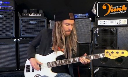 VIDEO #21 REMCO HENDRIKS – ORIGINAL COMPOSITION – WITH HAMMERSMITH BASS/NORDSTRAND PICKUPS