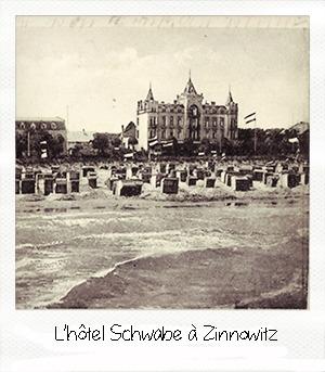 Zinnowitz- Hotel Schwabe