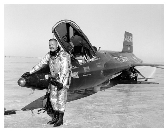 Neil_Armstrong X-15 1960