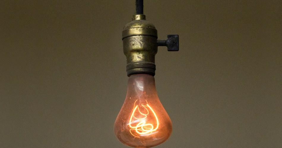 Ampoule de la caserne de pompiers n°6 de Livermore