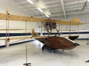 1914 Curtiss Flying Boat Fully Restored