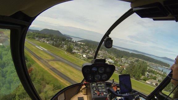 Landing At Anacortes