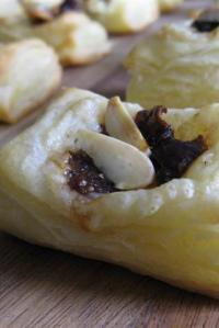 Balsamic & Brown Sugar Fig Canapés