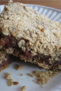 Eid Mubarak & Date Bar Cookies