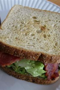 Meals in Minutes — Guacamole BLT