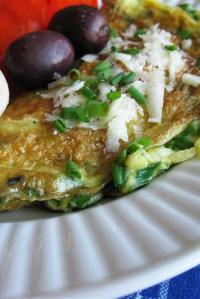 Greek-Inspired Omelet