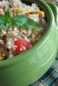 End of Summer Vegetable Quinoa