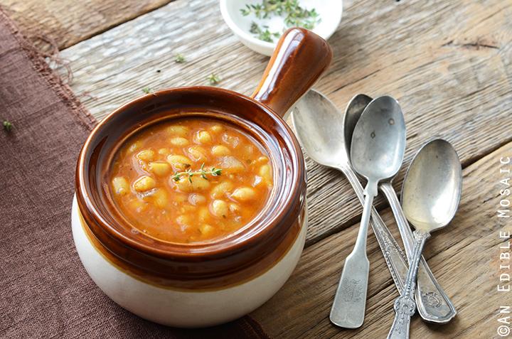 Smoked Paprika White Bean Stew 4