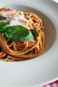 Spaghetti Marinara & A $100 Walmart Giftcard Giveaway