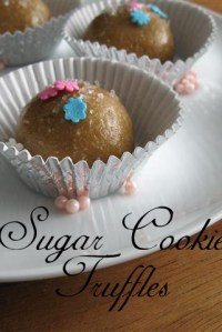 Raw Sugar Cookie Dough — In the Raw…Daily Dessert Indulgences