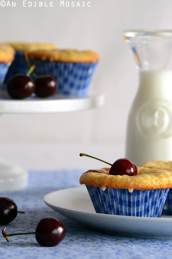 Cherry-Vanilla Cheese Danish Cupcakes 2
