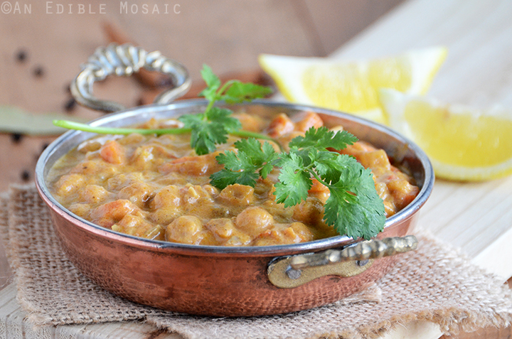 Pumpkin Chickpea Curry 3