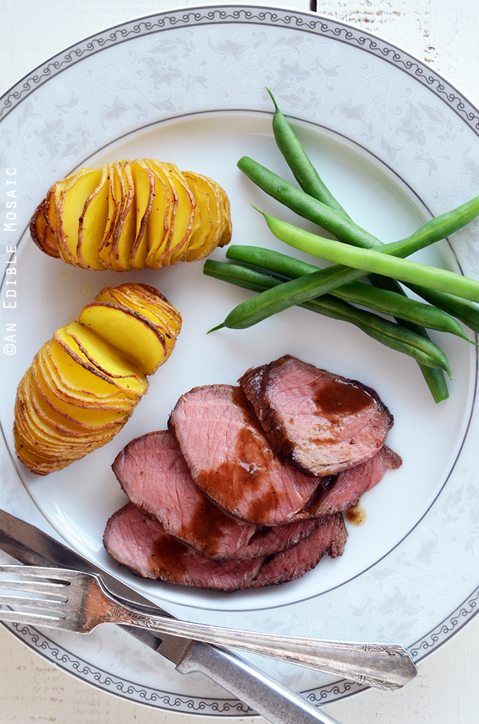 Spiced Sirloin Roast for Two 2