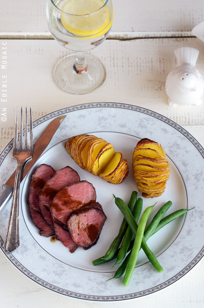 Spiced Sirloin Roast for Two