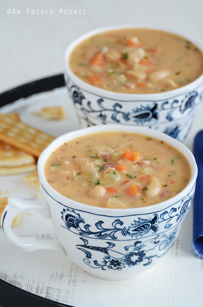 White Bean Chowder 3