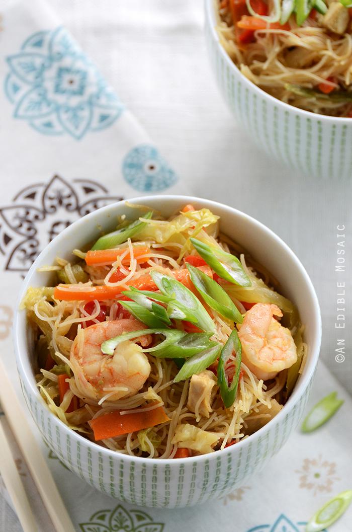 Singapore Mei Fun Noodles 2