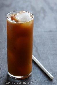 How to Cold-Brew Coffee for Iced Coffee and an Affogato Recipe