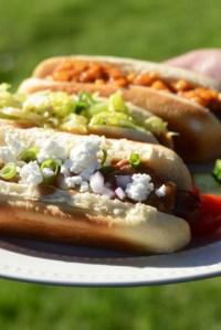 Hot Dogs, 3 Ways