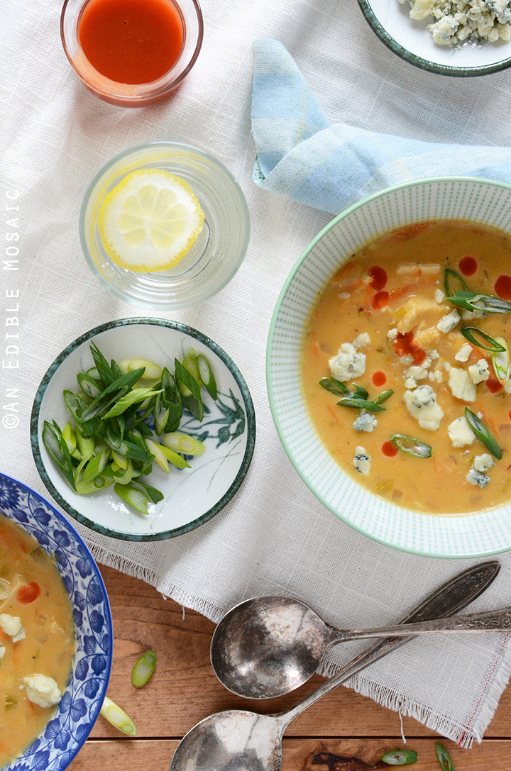 Buffalo Chicken Chowder 2