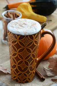 Sugar-Free Pumpkin Spice Syrup {For Lattes and More}