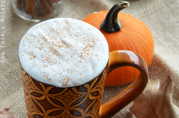 Sugar-Free Pumpkin Spice Syrup 4