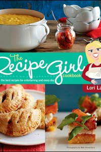 An Announcement & Review of The Recipe Girl Cookbook