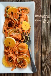 Moroccan-Spiced Carrot-Date Salad