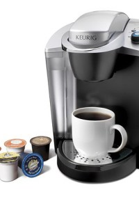 Keurig Coffee Maker & K-Cup Coffee Giveaway!
