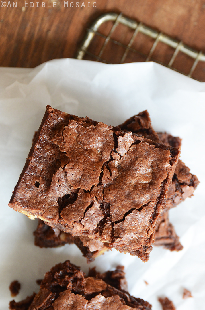 The Best Chewy Brownies 3