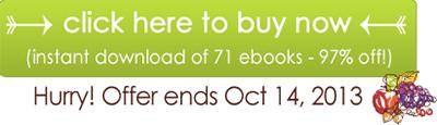 Harvest Your Health Bundle Sale